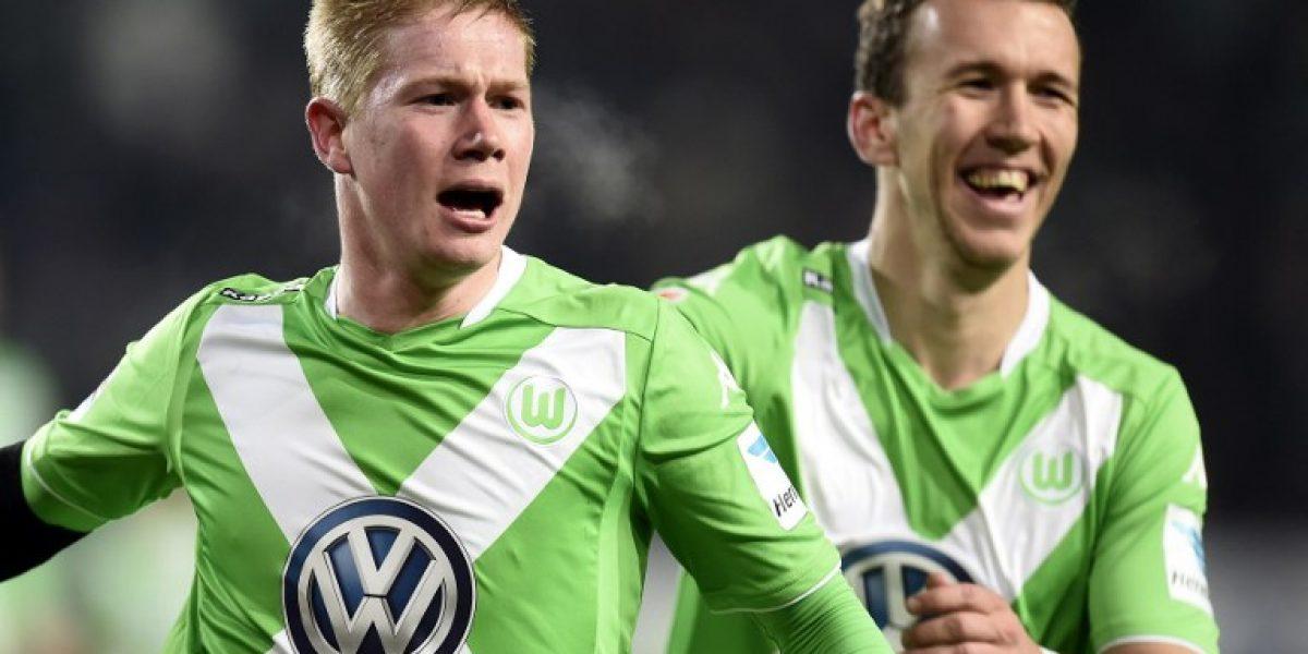 Sorpresa en Alemania: Bayern Munich fue goleado y perdió el invicto
