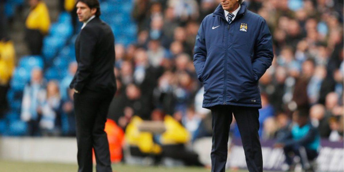 Pellegrini le mandó un recado a Diego Costa: