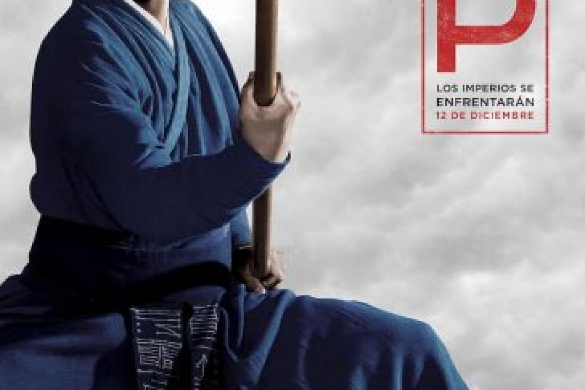 Tom Wu interpreta a Hundred Eyes, el entrenador ciego de artes marciales de Marco Polo, en la serie original de Netflix Marco Polo. Foto:Netflix. Imagen Por: