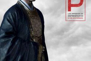 Chin Han interpreta a Jia Sidao, un canciller influyente en la corte Song, en la serie original de Netflix Marco Polo. Foto:Netflix. Imagen Por: