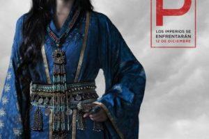 """Zhu Zhu interpreta a Kokachin, """"la princesa azul"""" que se ve atrapada en una relación romántica prohibida con Marco Polo, en la serie original de Netflix Marco Polo. Foto:Netflix. Imagen Por:"""