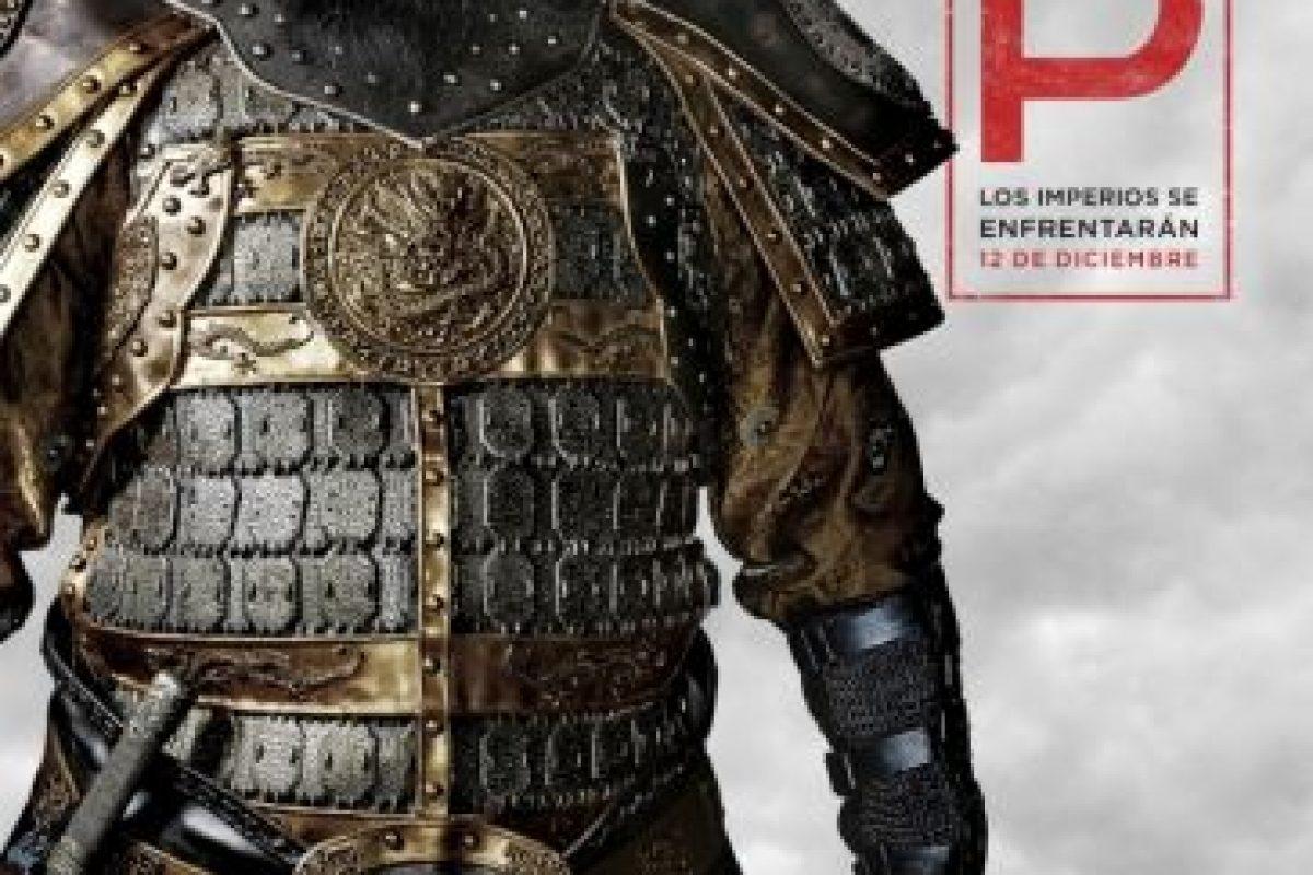 Benedict Wong interpreta al gran Kublai Khan, que lleva a Marco Polo bajo su protección durante su reino expansivo, en la serie original de Netflix Marco Polo. Foto:Netflix. Imagen Por: