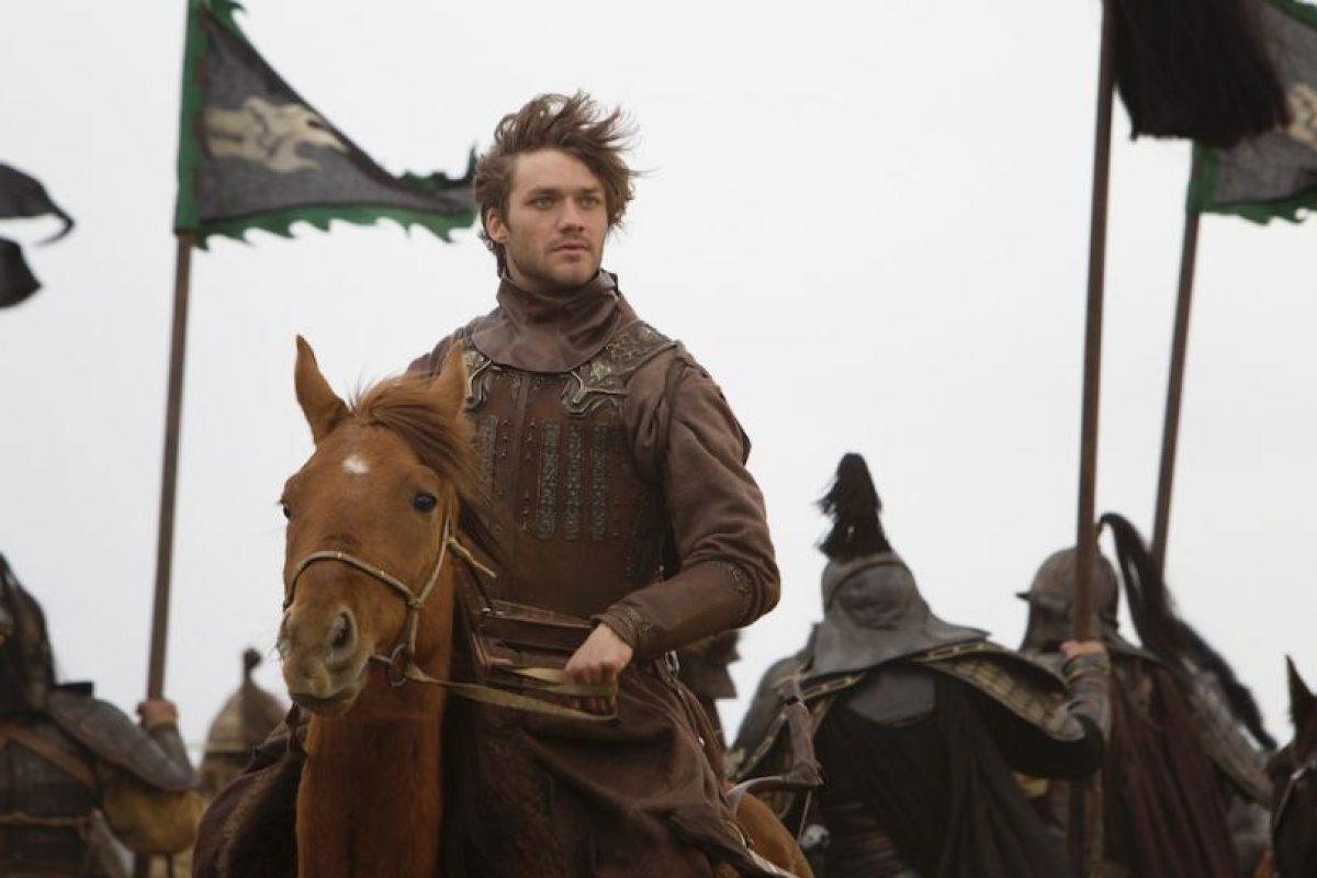 Marco Polo ya está disponible en Netflix. Foto:Netflix. Imagen Por: