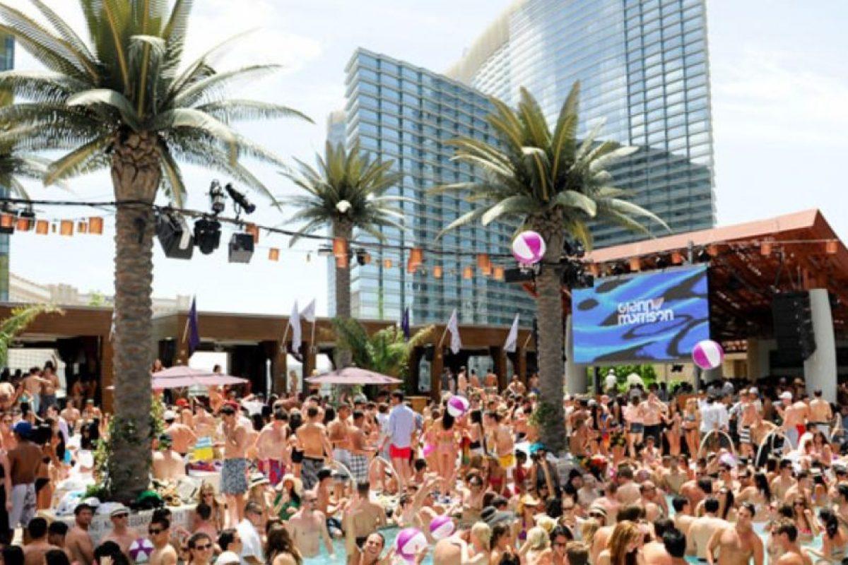 2. Aria en Las Vegas. Foto:Getty Images. Imagen Por:
