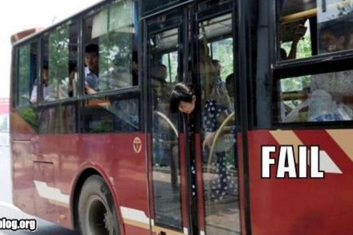 WTF! x 2 Foto:Tumblr.com/tagged/fail- transporte. Imagen Por: