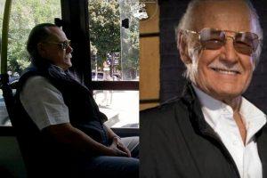 Stan Lee Foto:Parecidos De Bondis/Facebook. Imagen Por: