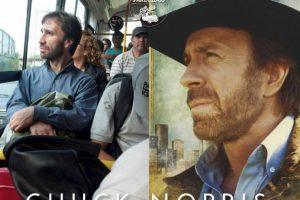 Chuck Norris Foto:Parecidos De Bondis/Facebook. Imagen Por: