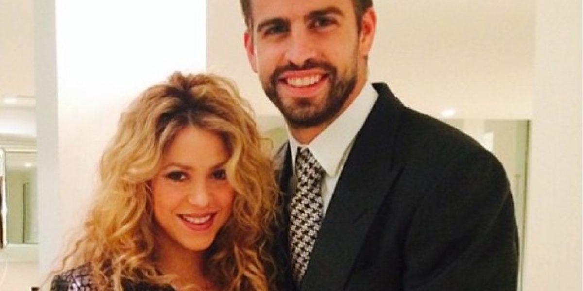 Shakira y Piqué confirman el nacimiento de Sasha, ya sabemos a quién se parece