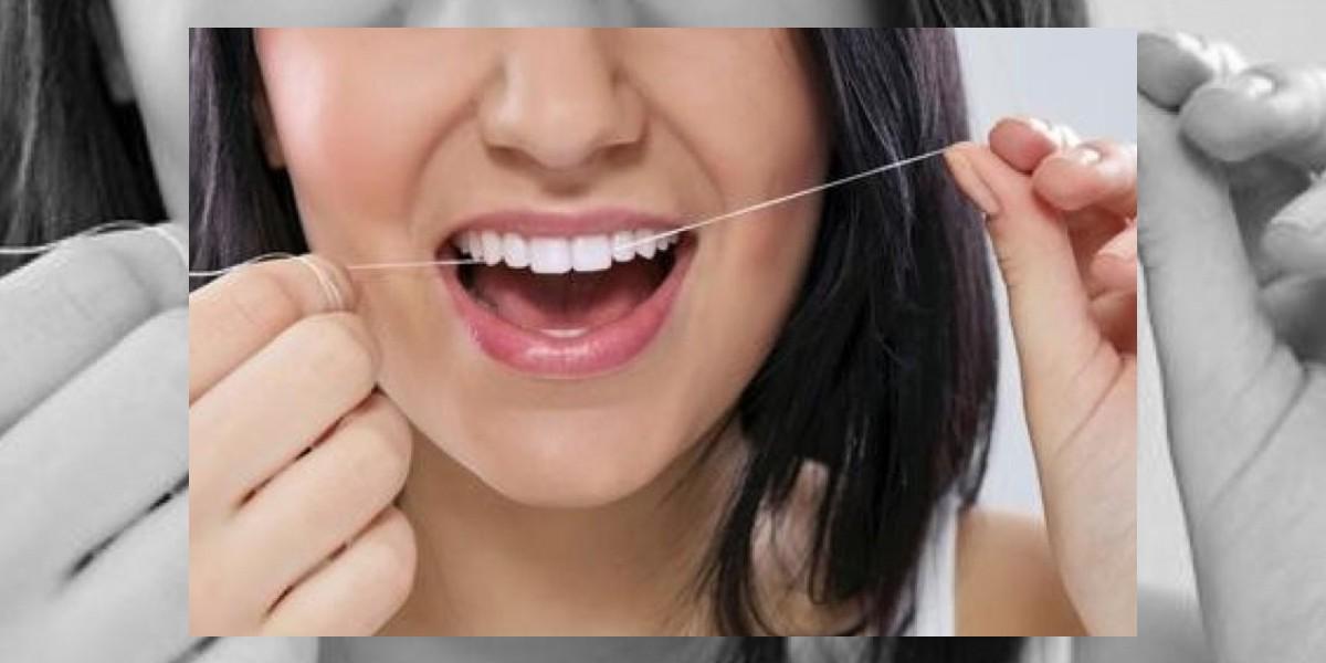 Estudio: Chicle elimina las mismas bacterias que el hilo dental