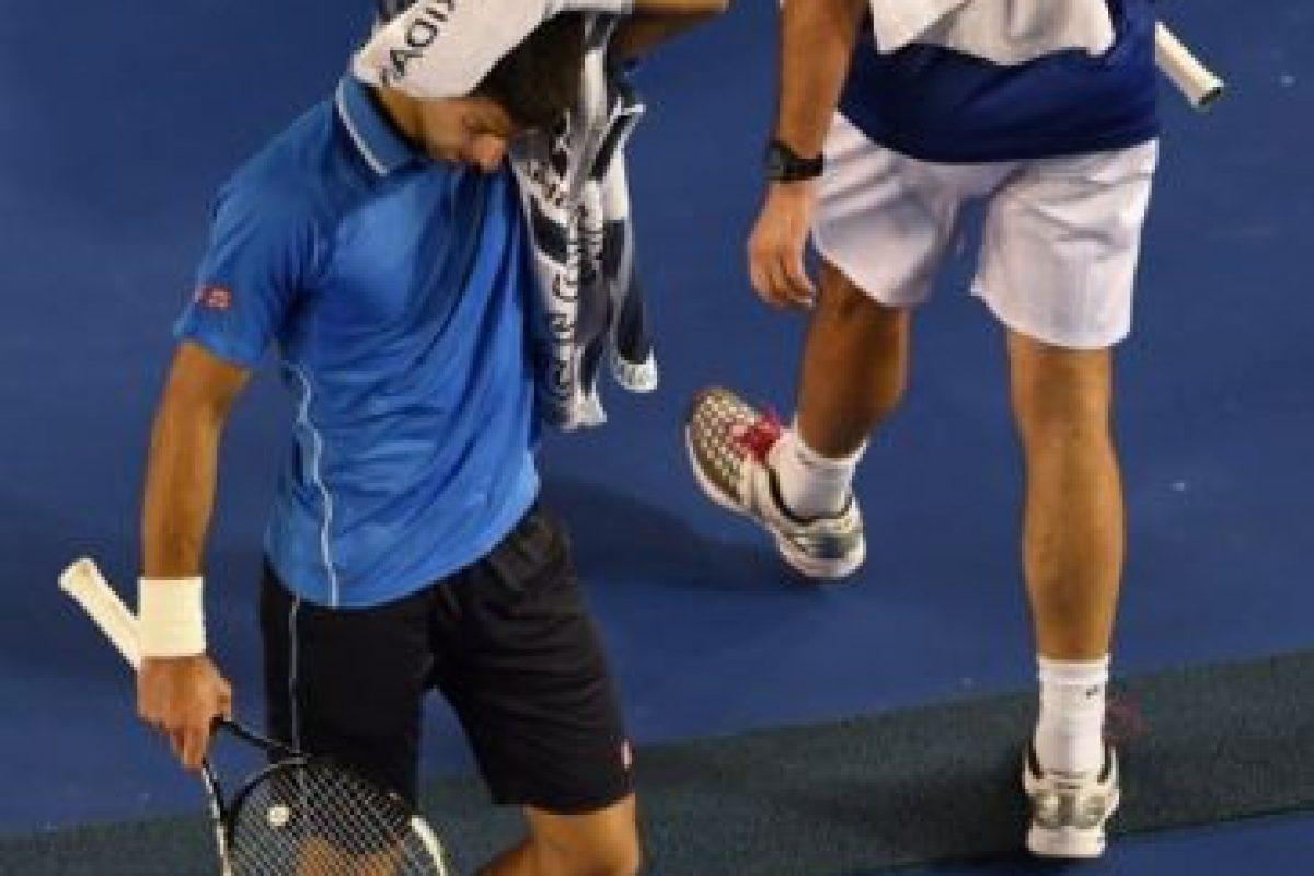 Nole buscará su quinto título en el Abierto de Australia ante Andy Murray Foto:AP. Imagen Por: