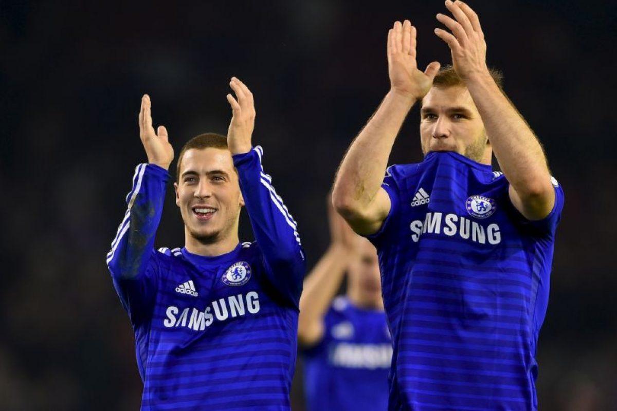 Los Blues son los líderes del fútbol inglés Foto:Getty. Imagen Por: