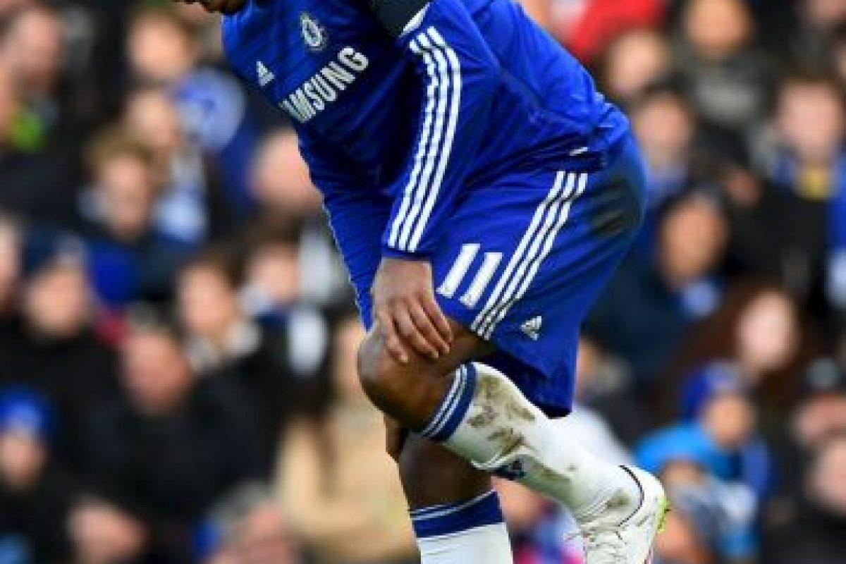 Didier Drogba es una de las armas del ataque de los Blues Foto:Getty. Imagen Por: