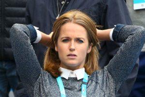 Suele apoyar en las tribunas a Murray Foto:Getty. Imagen Por: