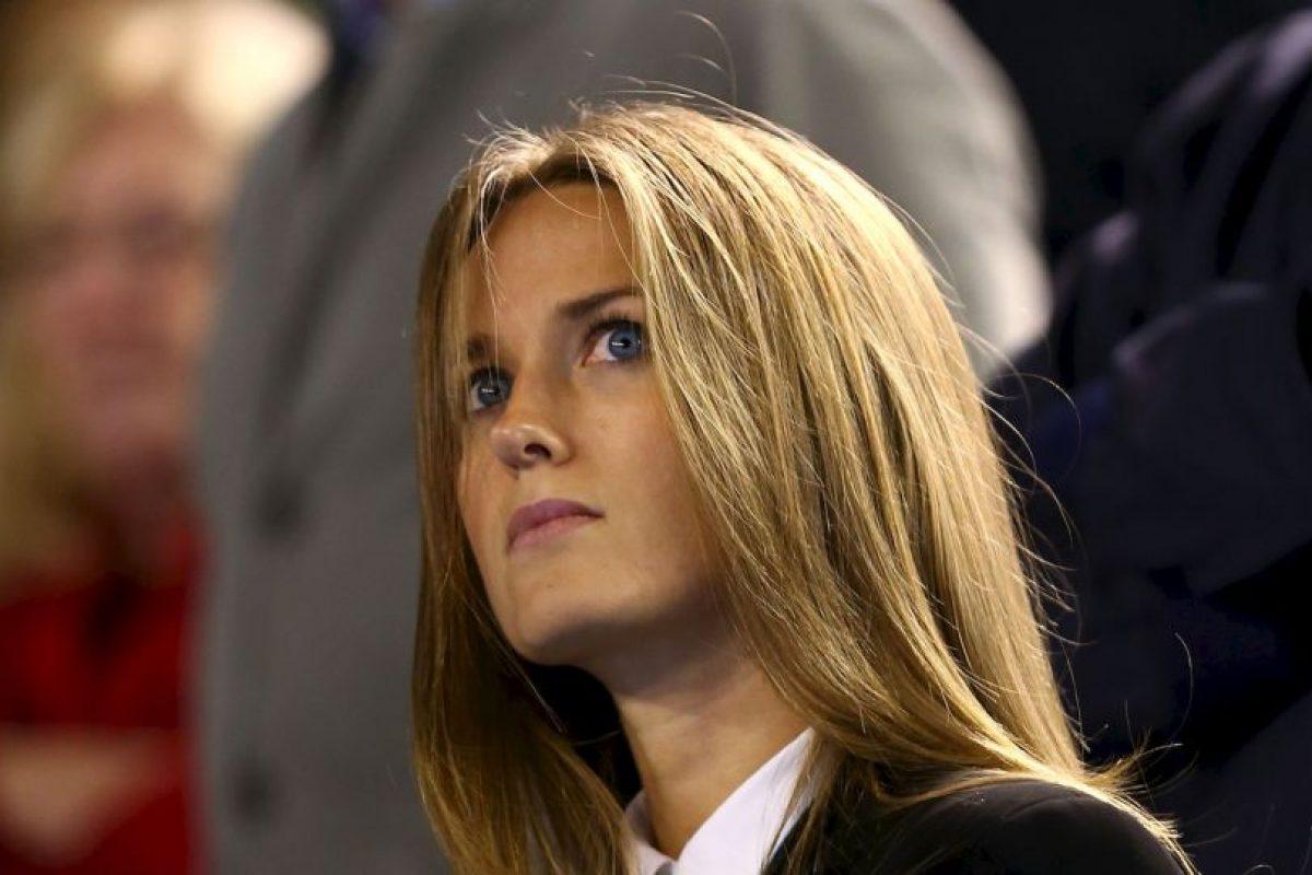 Ella es Kim Sears Foto:Getty. Imagen Por: