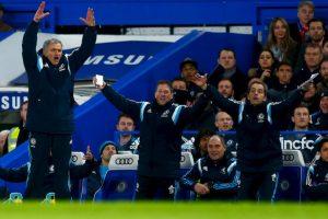 José Mourinho y el equipo londinense han tenido una gran campaña Foto:Getty. Imagen Por: