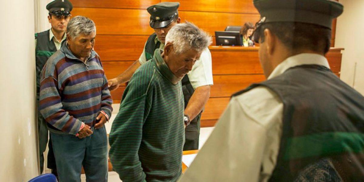Formalizados por muerte de carabineros en frontera quedaron en libertad y fueron recibidos por comunidad aymará