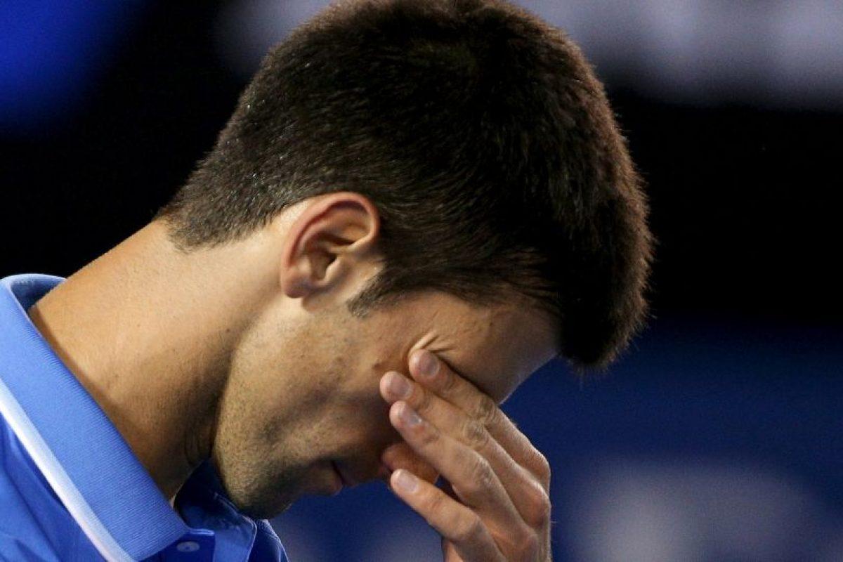 Novak Djokovic Foto:Getty. Imagen Por: