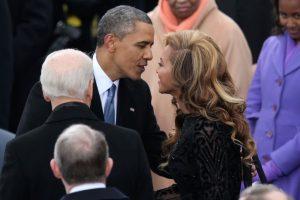 Con Beyoncé Foto:Getty Images. Imagen Por: