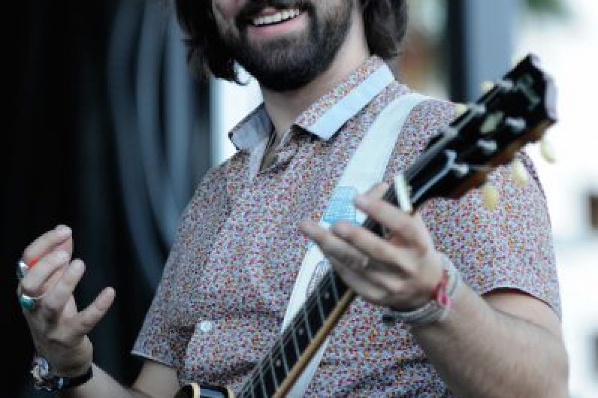 Simon Katz colaboró como músico y guitarrista Foto:Getty Images. Imagen Por: