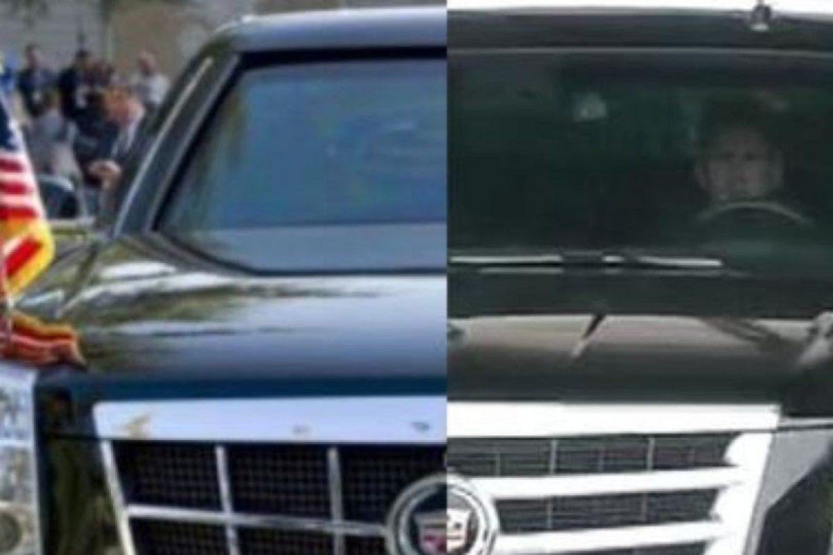 El argentino llegó a las instalaciones del Barcelona en un Cadillac Escalade Foto:Getty. Imagen Por: