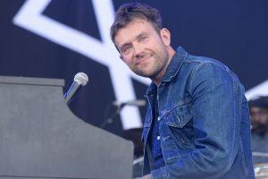Damon Albarn participó como músico y vocalista Foto:Getty Images. Imagen Por: