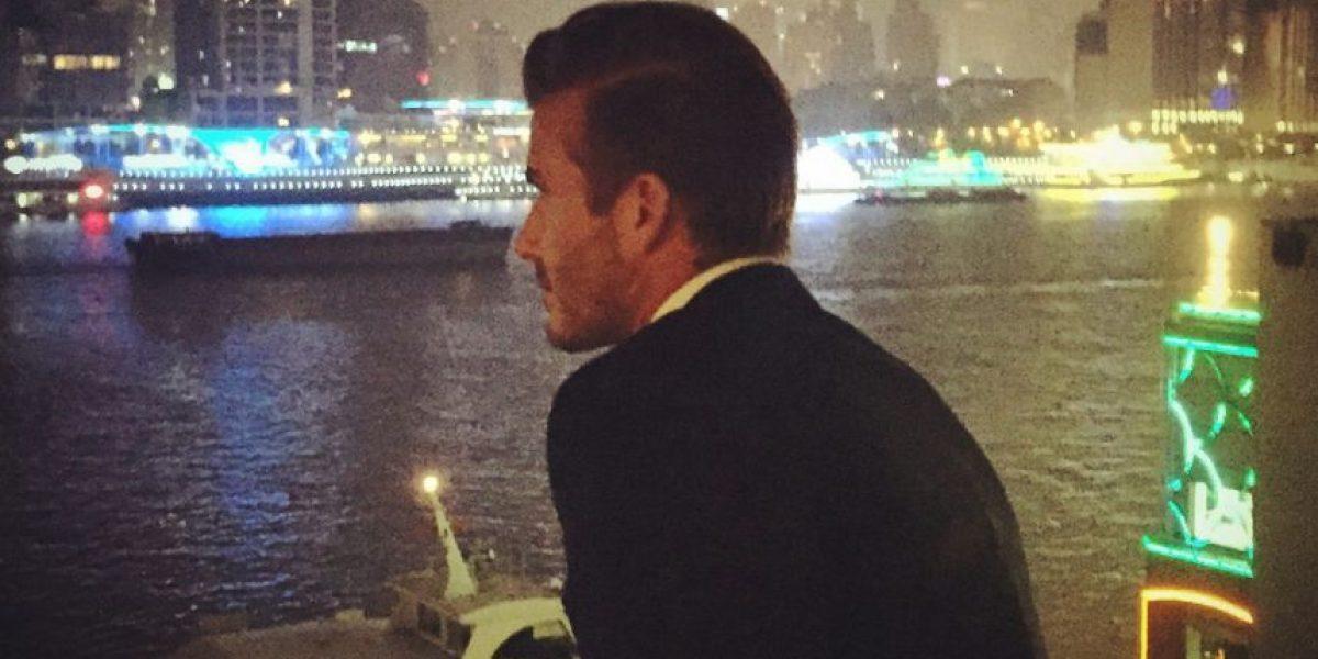David Beckham: De estrella del fútbol a taxista