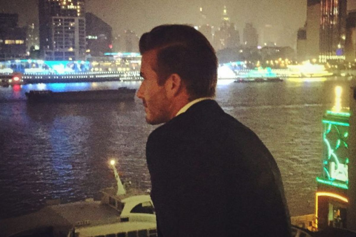 El exfutbolista tiene 39 años Foto:Facebook: David Beckham. Imagen Por:
