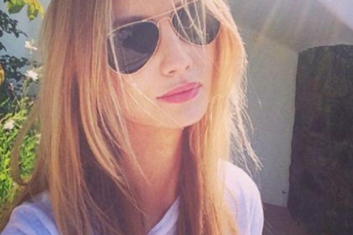 Está comprometida con Tomas Berdych Foto:Instagram: @estersatorova. Imagen Por: