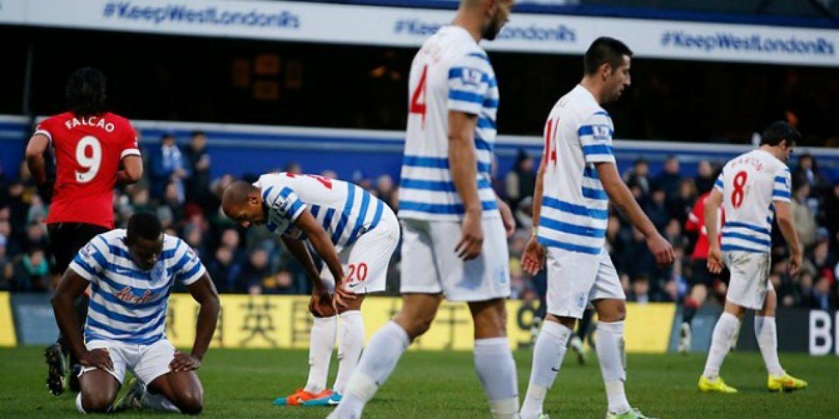 Vargas e Isla caen nuevamente y son colistas de la Premier League