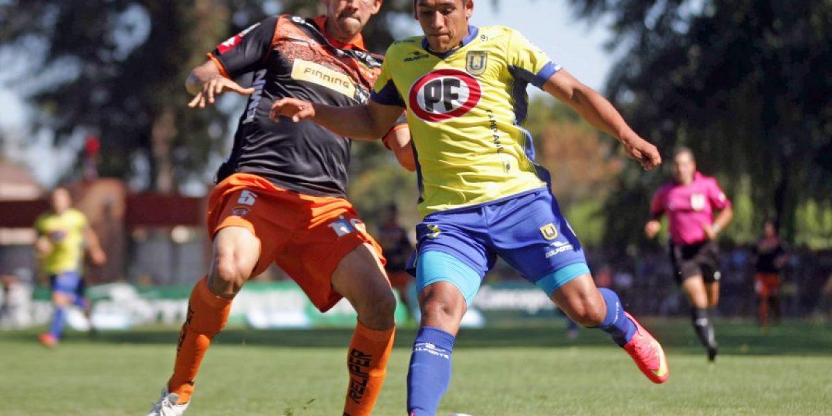 Universidad de Concepción sigue invicto y puntero en el Torneo de Clausura