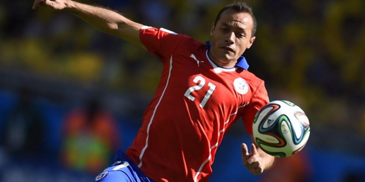 Marcelo Díaz dejaría Basilea y arribaría al campeón de México