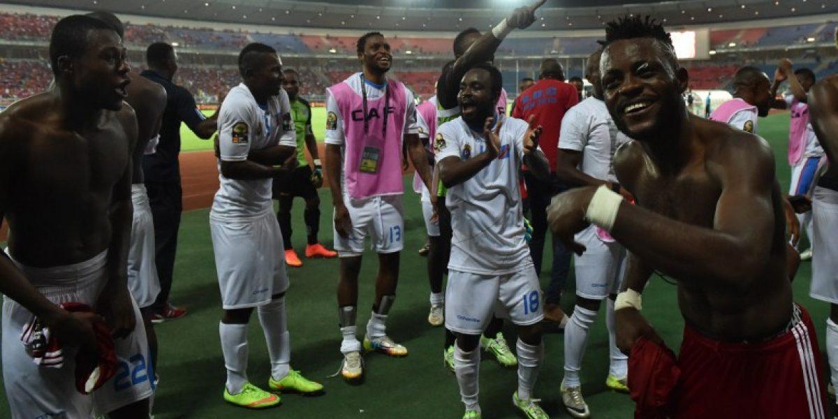 ¡Notable! La particular celebración en la Copa de África que se roba las miradas