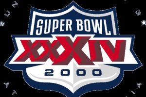 Super Bowl XXXIV Foto:Twitter. Imagen Por: