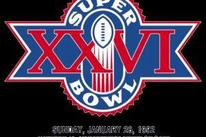 Super Bowl XXVI Foto:Twitter. Imagen Por: