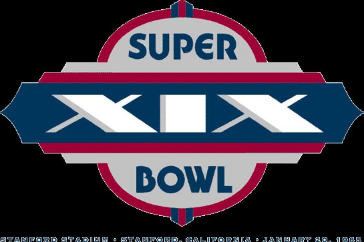 Super Bowl XIX Foto:Twitter. Imagen Por: