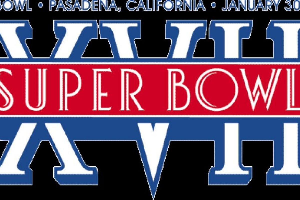 Super Bowl XVII Foto:Twitter. Imagen Por: