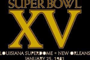 Super Bowl XV Foto:Twitter. Imagen Por: