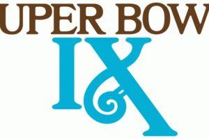 Super Bowl IX Foto:Twitter. Imagen Por: