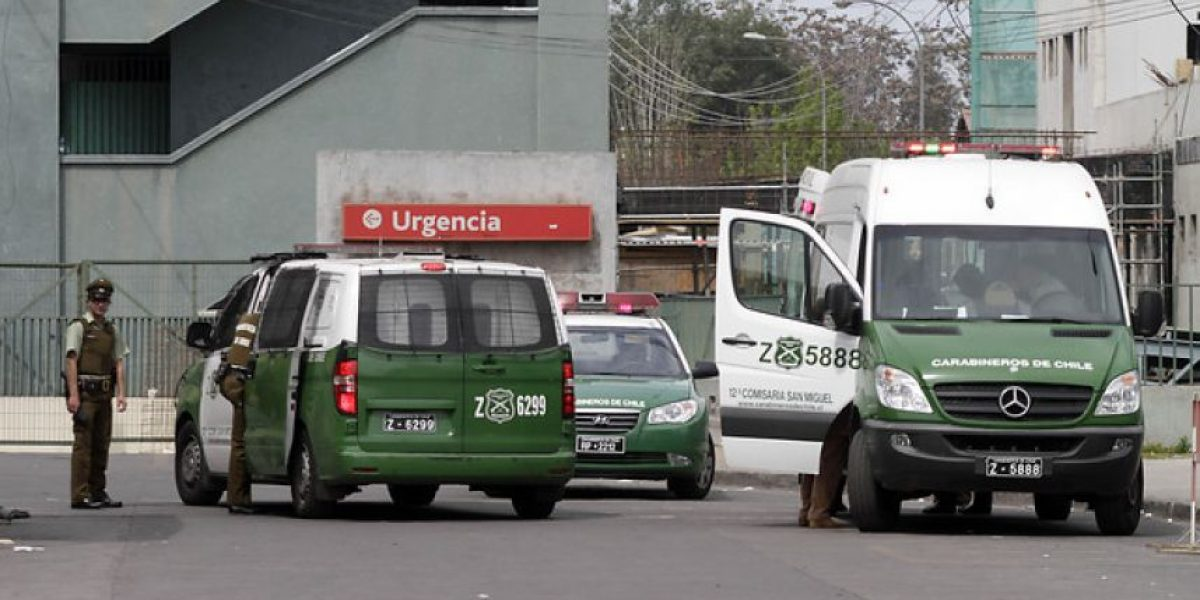 Carabinero fue herido en procedimiento en San Bernardo y está grave