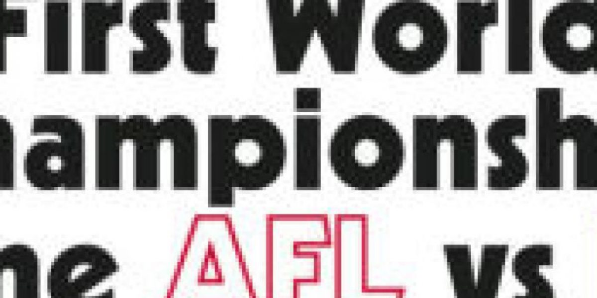 FOTOS: La sorprendente evolución de los 49 logos del Super Bowl