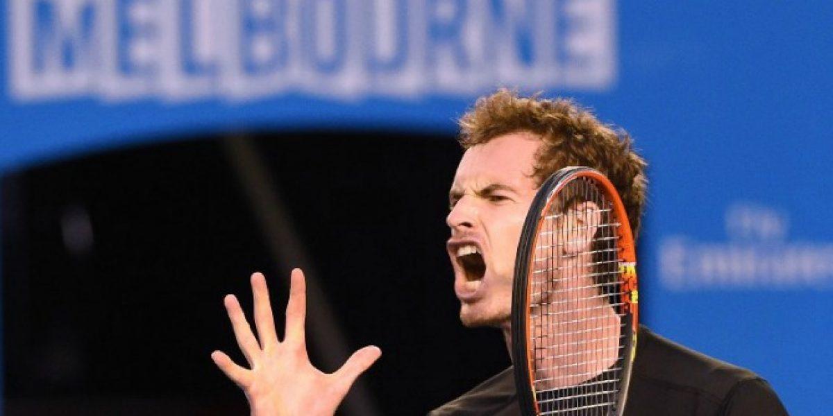 Las excusas no se filman: Murray dice que lo distrajo la fatiga de Djokovic