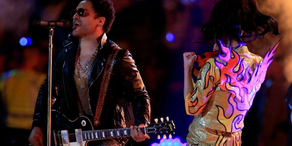Galería: Katy Perry iluminó el show del #SuperBowl2015