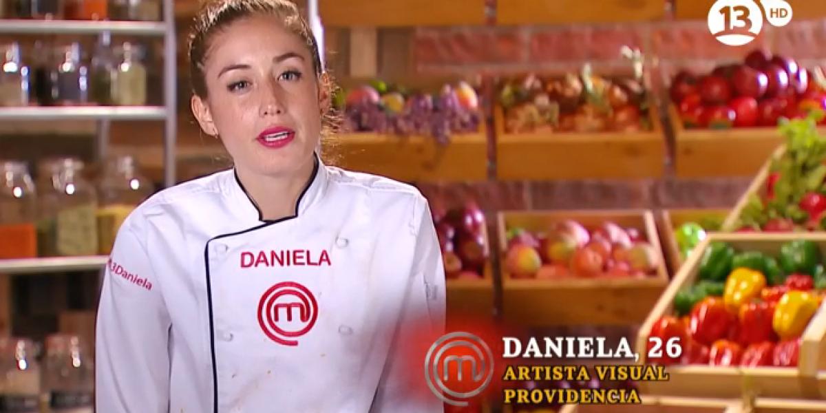 Daniela se corona como la ganadora de
