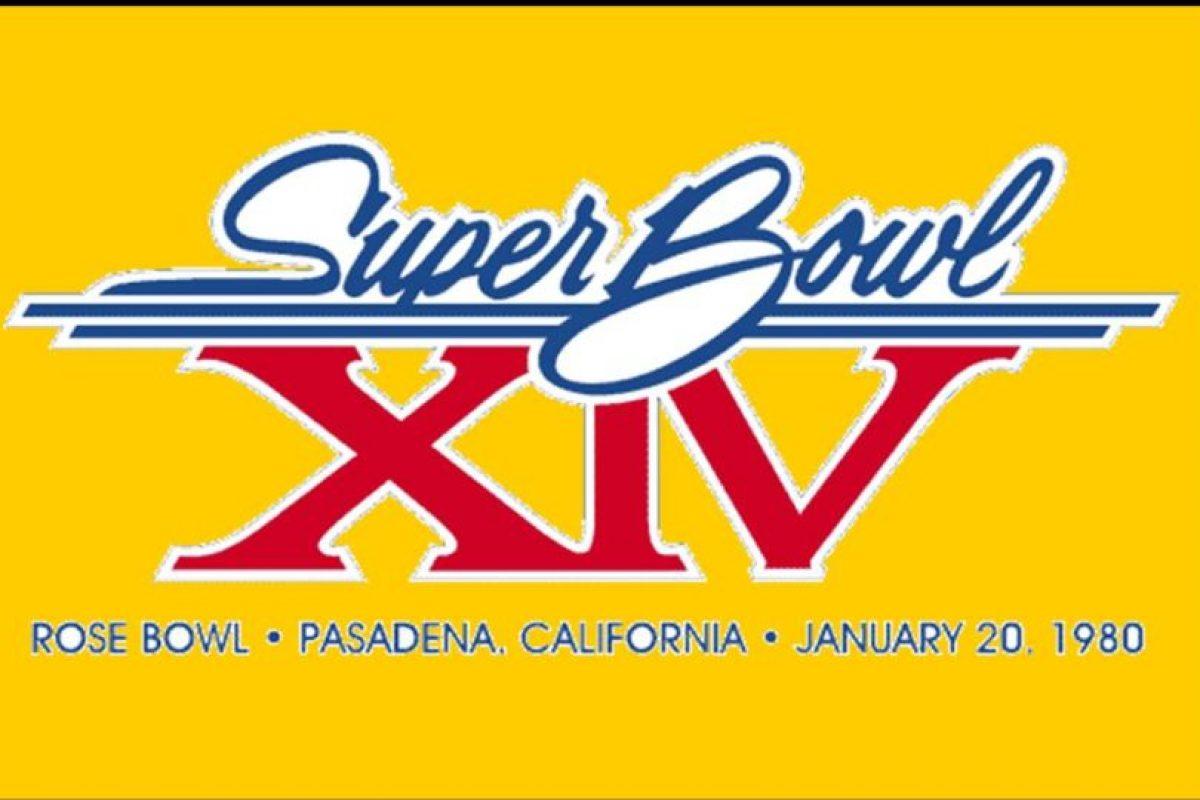 Super Bowl XIV Foto:Twitter. Imagen Por: