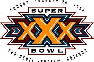 Super Bowl XXX Foto:Twitter. Imagen Por:
