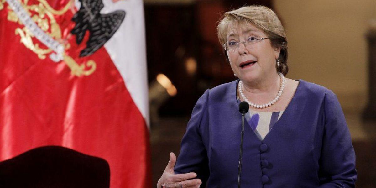 Presidenta Bachelet visitará al papa Francisco el próximo 5 de junio