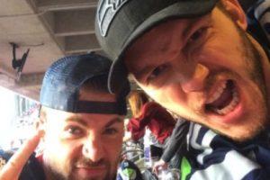 Ya listo en el estadio Foto:Twitter/Chris Pratt. Imagen Por: