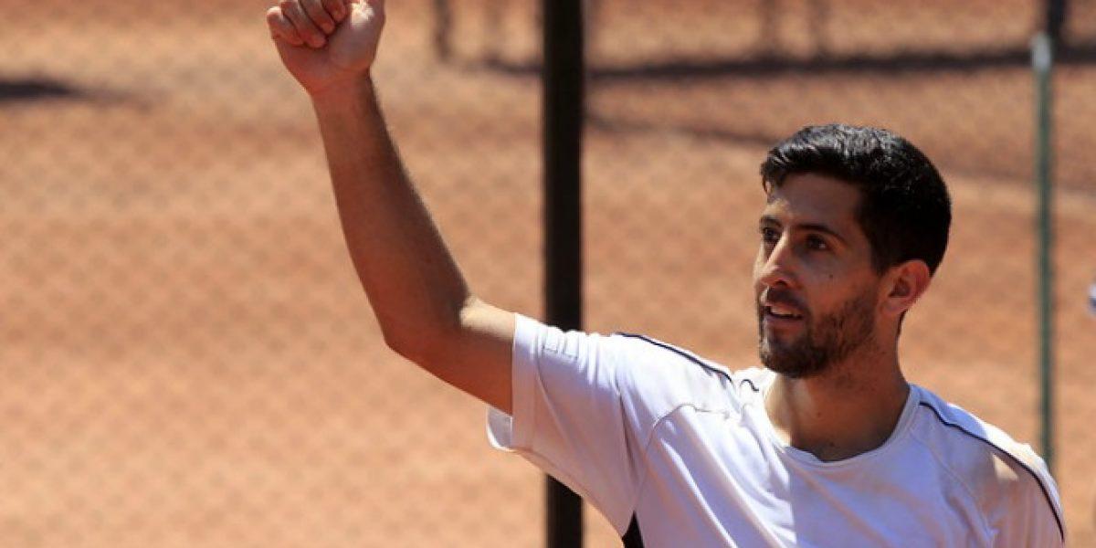 Podlipnik, Jarry y Garín alcanzaron su mejor ranking en la ATP