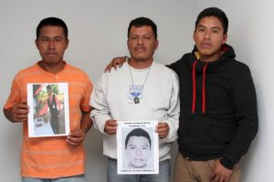 De izquierda a derecha: Fernando, Clemente Rodríguez y José Solano Foto:Nicolás Corte – Publimetro México. Imagen Por: