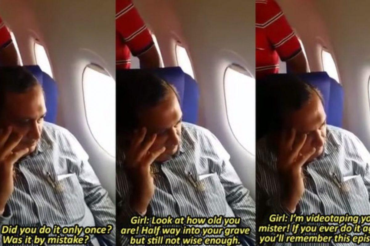 Incluso le pidió disculpas escritas, pero lo dejó en evidencia ante toda la web Foto:Shreyas Rao/Youtube. Imagen Por:
